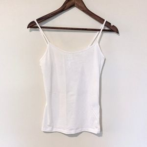 Forever 21 white camisole size small / 2 for $20